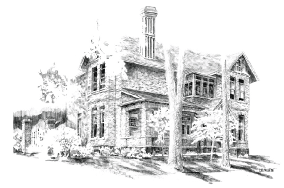 The McWilliams-Harstone House (1889)